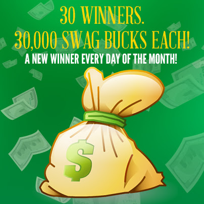 Swagbucks Official Blog   » 30K For 30 Days Swagstakes Winners!