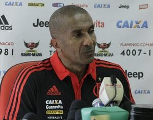 Cristóvão Borges diz que ainda tem algumas indefinições em relação ao time (Foto: Gilvan de Souza/Flamengo)