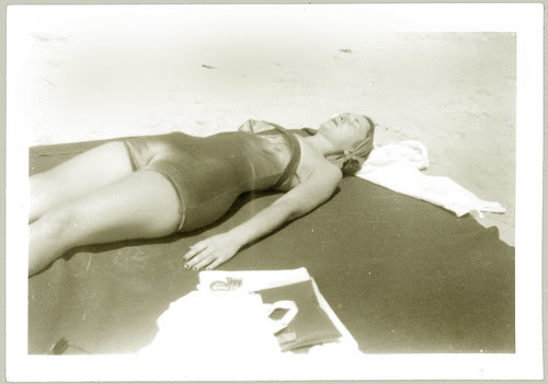 sun bath