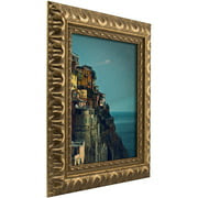 Mainstays 8x10 Gold Bead Frames