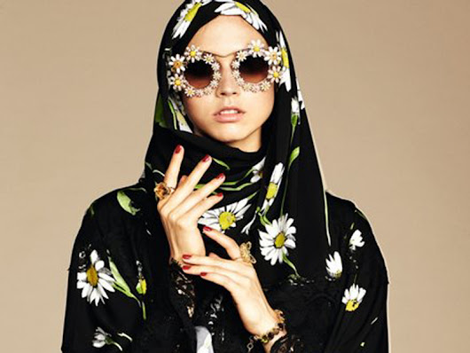 Dolce & Gabbana Launches Abayas & Hijabs - Emirates Woman