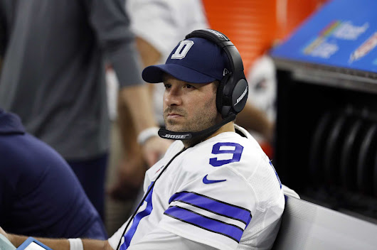 Holding pattern emerges for Tony Romo, Texans