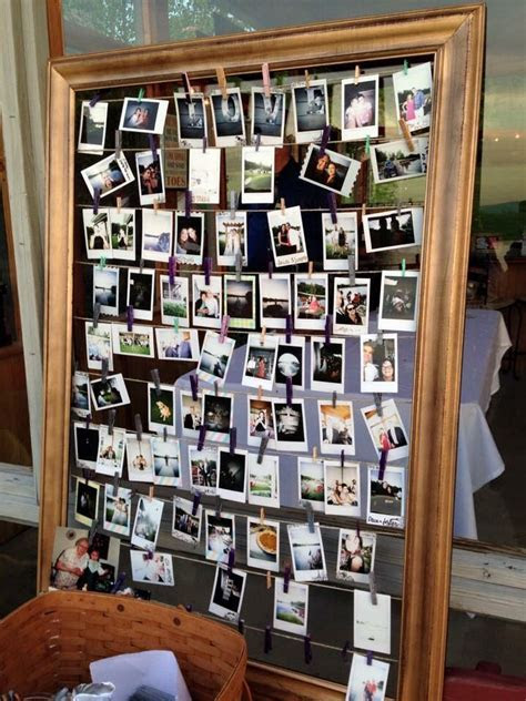 Wedding instant photo guest book! Instax camera, Instant