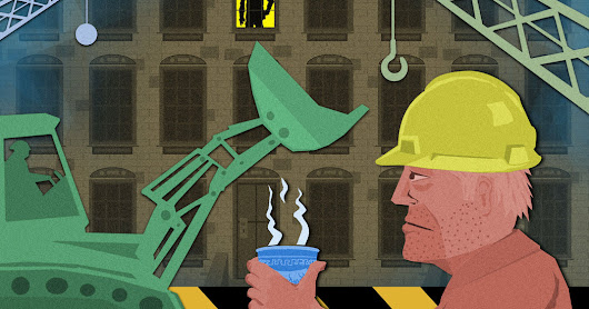 Never-Ending Construction Clamor - The New York Times