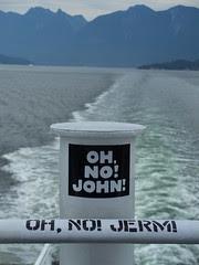 OH, NO! JOHN! & OH, NO! JERM!