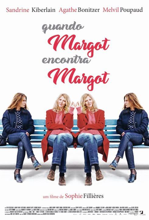 Quando Margot Encontra Margot : Poster