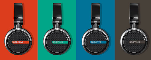 Creative Flex Headphones Review - Ultra-light On-The-Ear Headphones