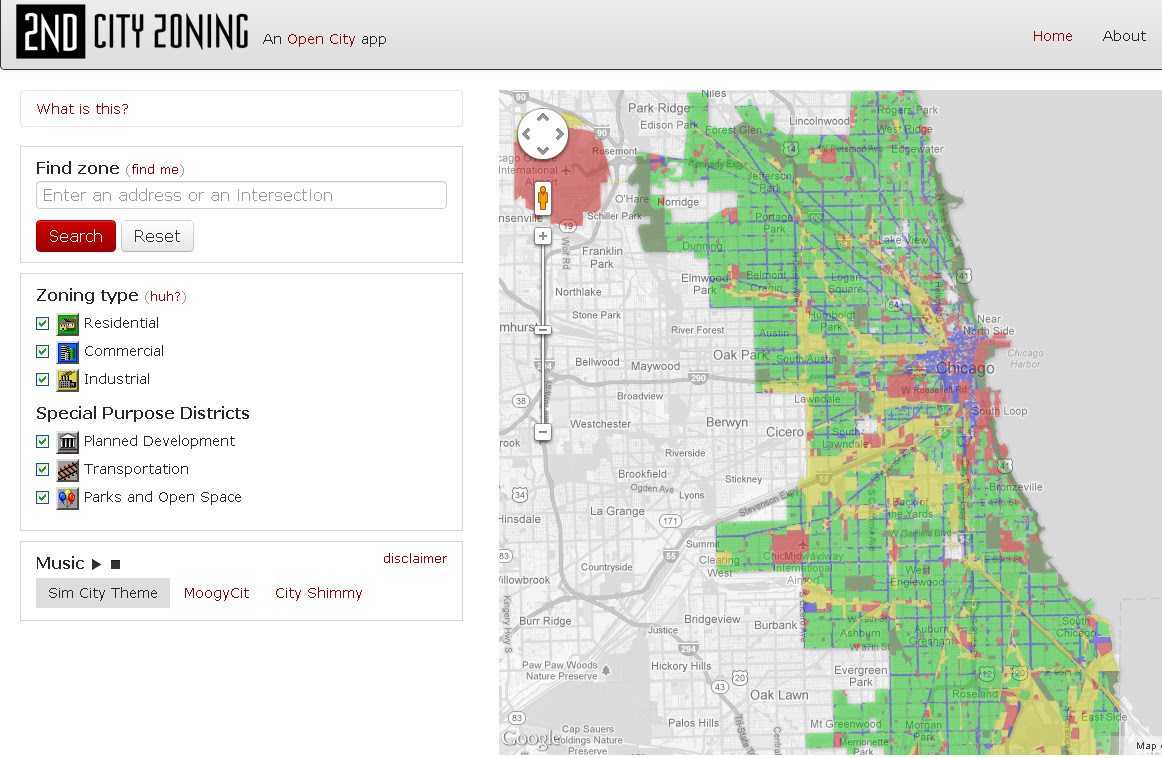 zoning map chicago