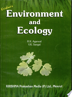 Books Free: Download Krishna's Environment and Ecology PDF Free