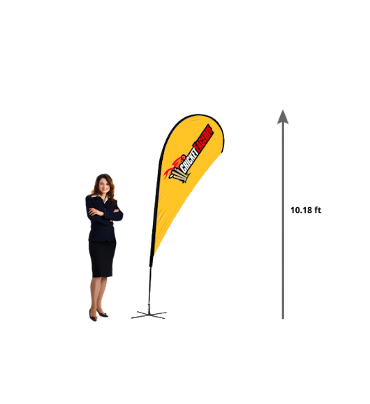 Event Flag Banners with Fully Customized - Dxpdisplay.ca