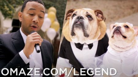 John Legend, Ed Sheeran most popular artists played at weddings