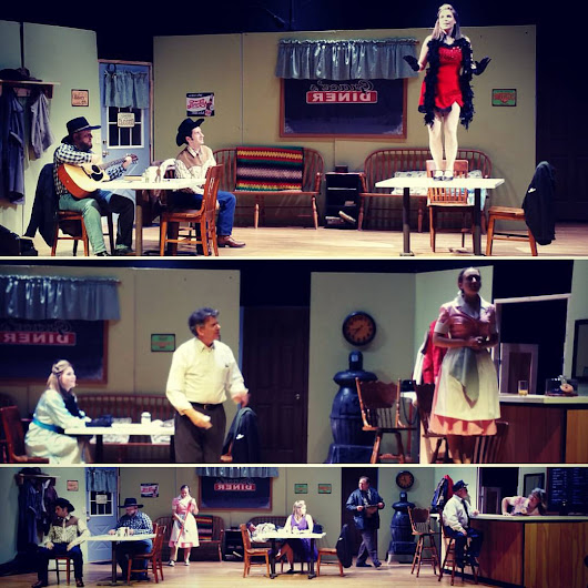 """Bus Stop"" opens tomorrow night for one weekend only! 