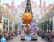 La parata «Once upon a dream» a Disneyland Paris