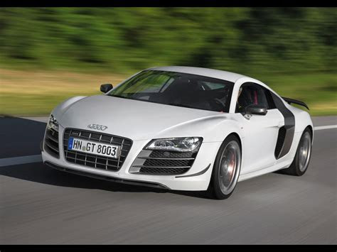 2011 Audi R8 GT   Front Angle Speed 1920x1440   Wallpaper