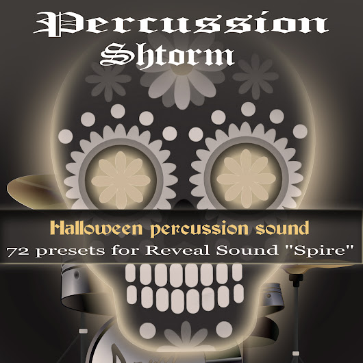 Percussion Shtorm by Olly Audio