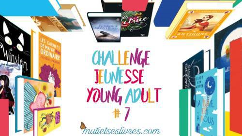 Challenge Young Adult #7