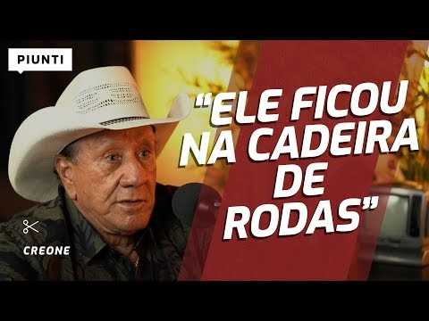 COMO FOI O ACIDENTE DO TRIO PARADA DURA | Piunti entrevista Creone !Confira