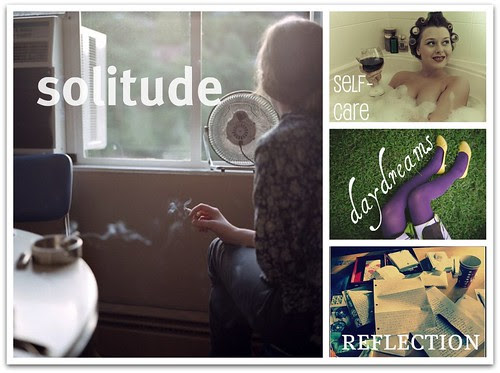 solitude, self-care, daydream, reflection