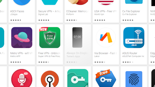 A DMCA failure: Play Store automated takedowns hit indie app 'Always On Display AMOLED'