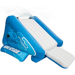 Intex Kool Splash Inflatable Play Center Swimming Pool Water Slide Accessory by VM Express