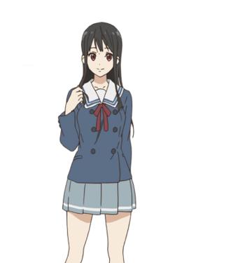 Kyoukai No Kanata Mitsuki