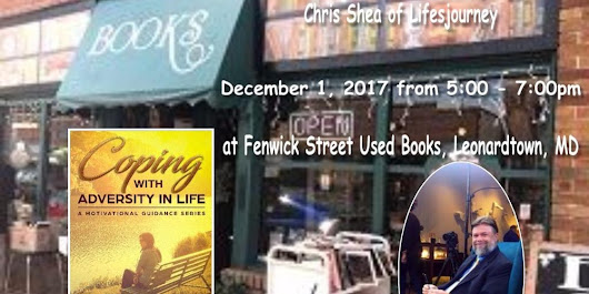 Book Signing with Chris Shea