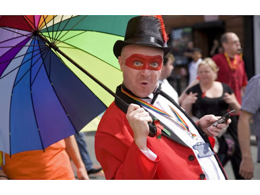 Liverpool Pride 2015 to be Held in The St George's Quarter - Artinliverpool.com