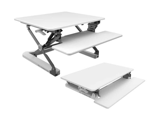 Yo-Yo Desk Workstation 90 Sit Stand Desk