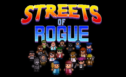 Streets of Rogue Review: They Let You Do What?