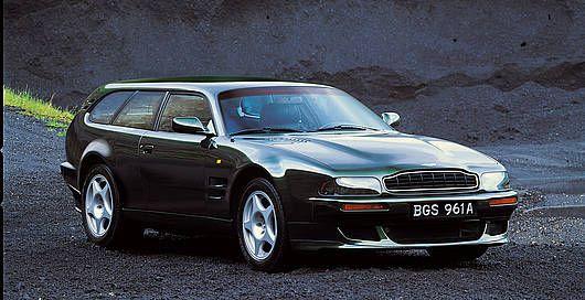 Aston Martin Virage I 1989 1996 Station Wagon 3 Door Outstanding Cars