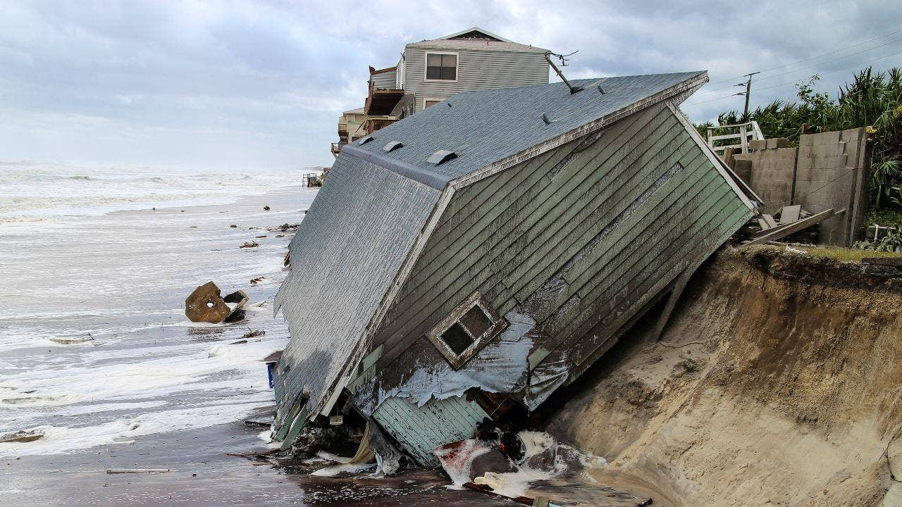 Why doesn't God intervene in disasters?