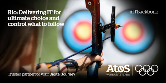 "Antonio Santos⚙☘️ on Twitter: ""Like we've done for 8th #OlympicGames. We help organisations to move forward in #DigitalITtransformation via @Atos """