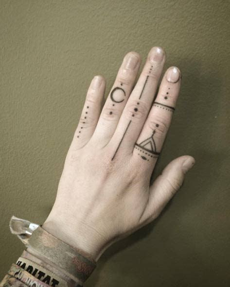 finger tattoos ideas ultimate guide june