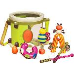 B. toys Toy Drum Set 7 Instruments - Parum Pum Pum