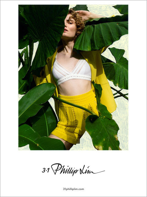 Model: Lotte Van Noort Photographer: Vivaine Sassen