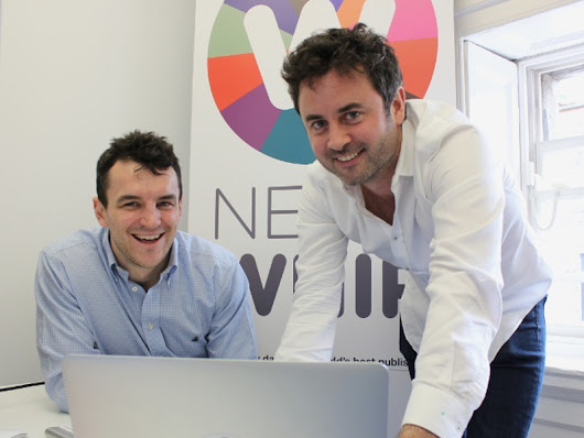 NewsWhip's Paul Quigley: 'data is going to be everybody's job'