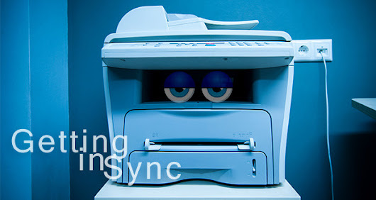 Get in Sync with your Copier – quality copies