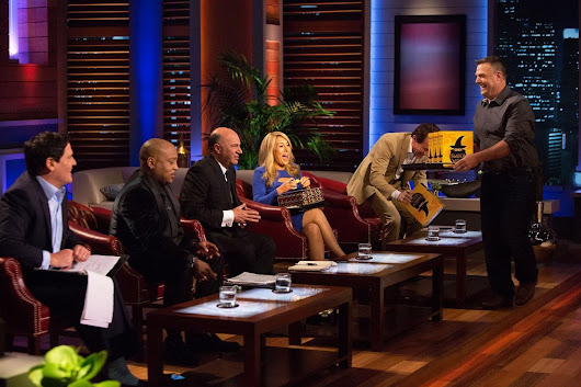 "How to Win on ""Shark Tank"""