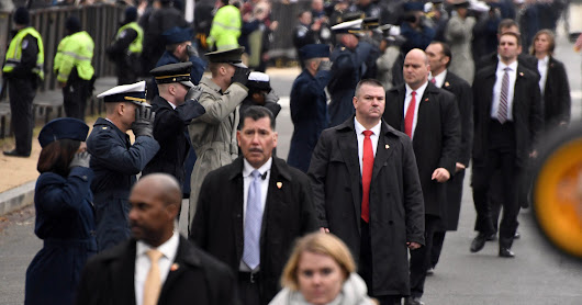 Exclusive: Secret Service depletes funds to pay agents because of Trump's frequent travel, large family