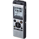 Olympus WS-852 Digital Voice Recorder - 4 GB - up to 65 hrs (MP3 Recording) - 128 kbps