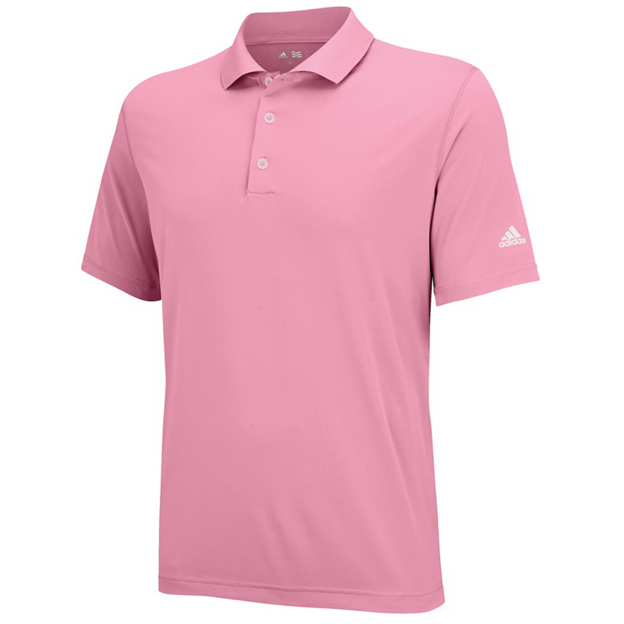 adidas golf men's puremotion solid jersey polo shirt  ebay