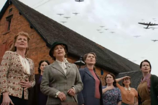 Home Fires Season 2 Review - A Return to Great Paxford and the Ladies of the WI | The Silver Petticoat Review
