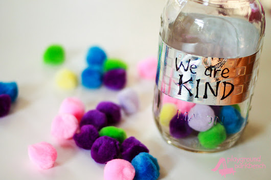 Kindness Jar: Successful Parenting with Positive Reinforcement