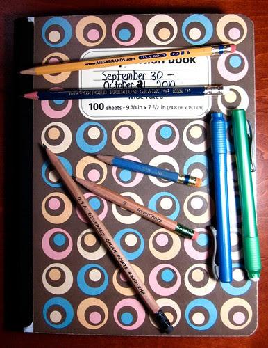 No pencils died...