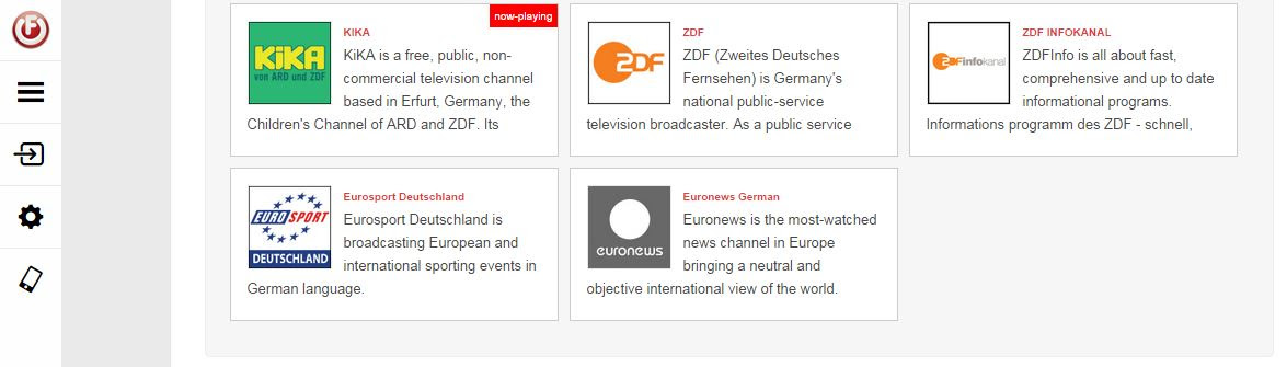 Online Fernsehen Stream