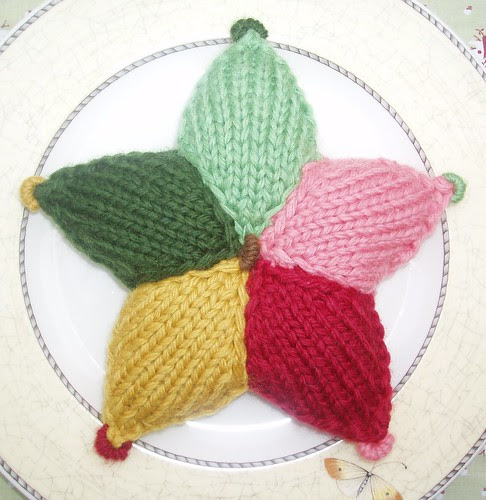 knitted star 1