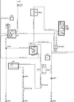 Saab Light Wiring Diagram - Complete Wiring Schemas