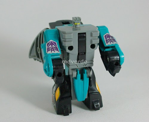 Transformers Seawing G1 - modo robot (by mdverde)