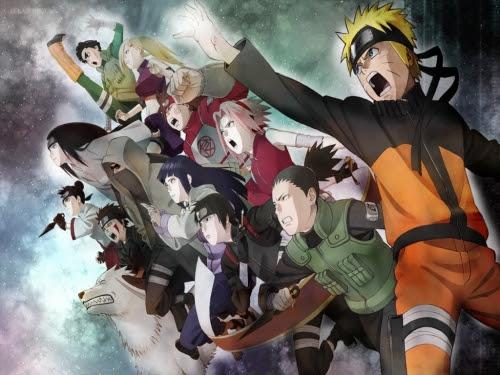 Download 5000 Wallpaper Naruto Lengkap  Terbaik