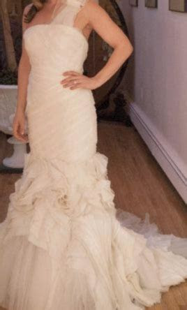 Vera Wang Wedding Dresses For Sale   PreOwned Wedding Dresses